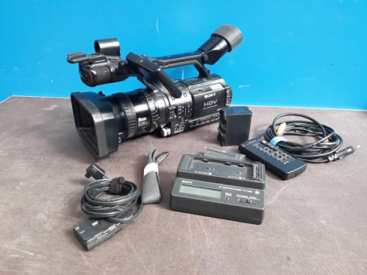 Camara/Camcorder Sony HVR-Z1E