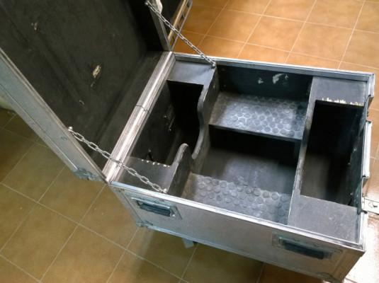 Flight-case para polipastos / equipos pesados