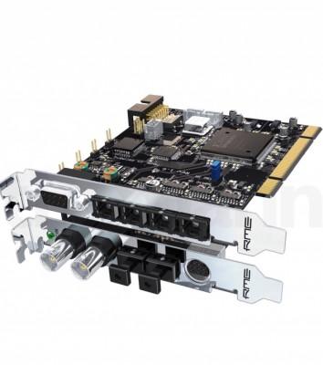 RME HDSP  9652 + expan. salidas analógicas