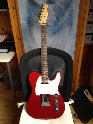 Telecaster American Standard 1996 50 aniversario Fender