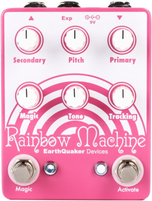 Busco el pedal 'Rainbow Machine'
