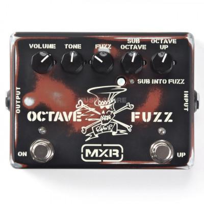 Mxr Octave/fuzz Slash