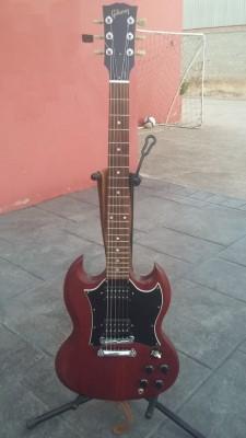 Gibson SG Cherry Faded 2008 USA VENDIDA