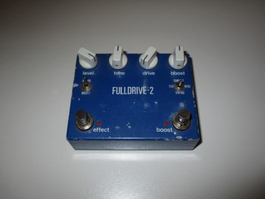 Clone Fulltone Fulldrive 2 MOSFET