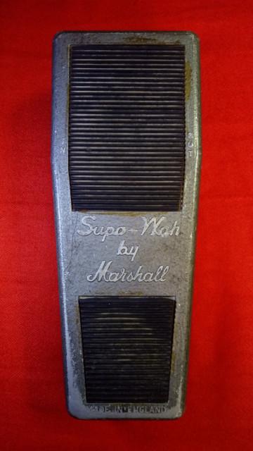 Pedal Marshall Supa Wah MK1 1968