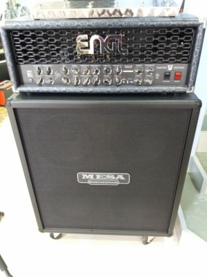 Pantalla Mesa Boogie 412 Road King