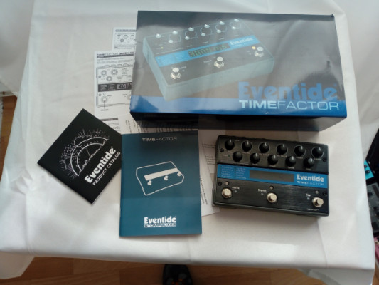 DELAY EVENTIDE TIME FACTOR