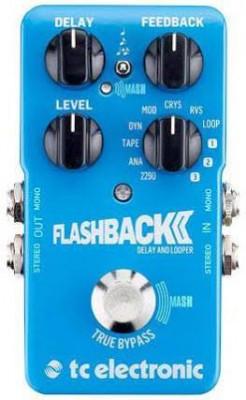 Compro Tc electronic flashback