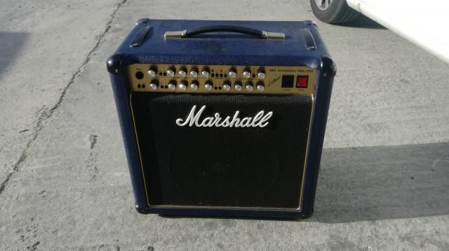 Marshall 30th anniversary 6101blue torex