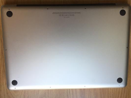 """Macbook pro 2012 15"""" i7 2.3 16gb de ram"""