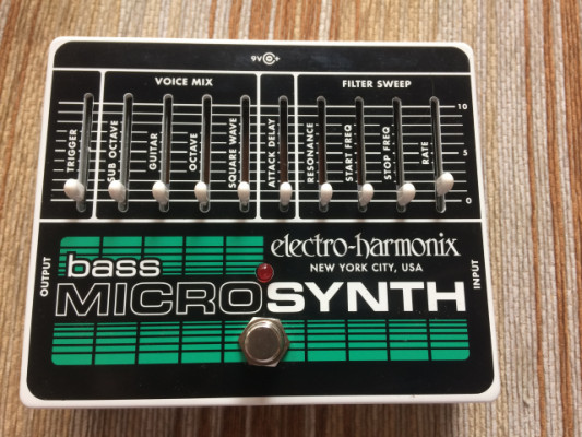 EHX Bass Microsynth