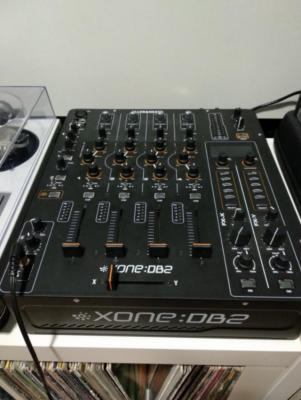 Mesa Xone db2