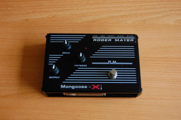 Roger Mayer Mongoose X FUZZ