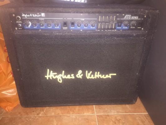 Vendo amplificador hughes & ketheer