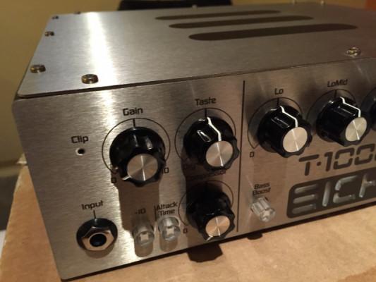 Amplificador de bajo EICH T-1000