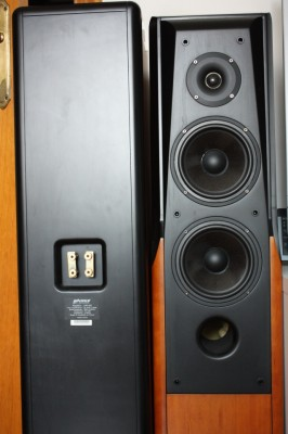 Vendo/Cambio Altavoces HiFi Advance Acoustic UM60