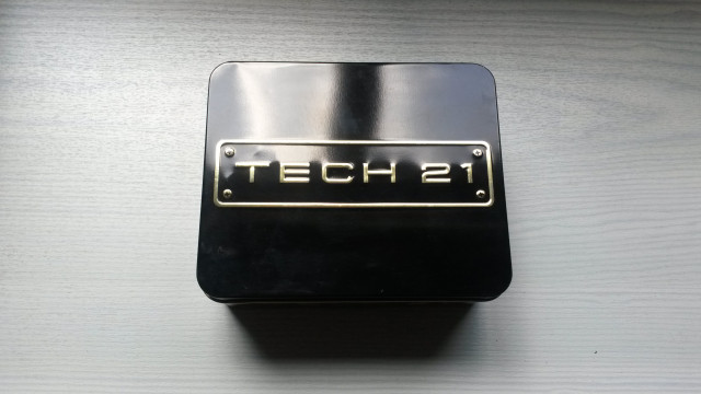 Vendo o Cambio Tech 21 Midimouse - Pedal midi