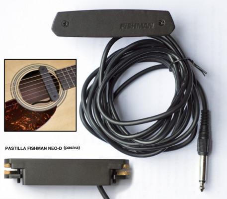 Pastilla para Guitarra. Acústica