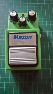 Pedal Maxon OD-9 Overdrive