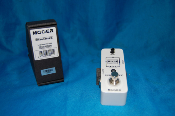 Mooer Micro Looper | RESERVADO |