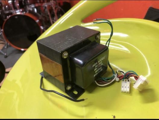 Transformador Mesa boogie 5:50 para voltaje USA
