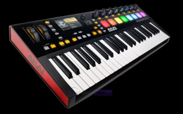 AKAI ADVANCE 49 CONTROLADOR MIDI PARA PLUGINS