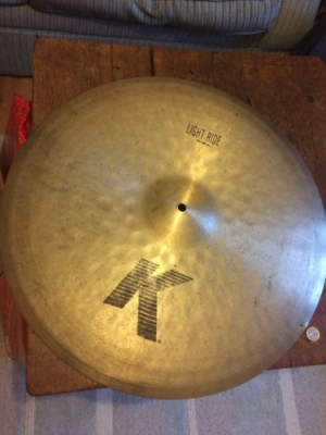 Zildjian K 22 light ride