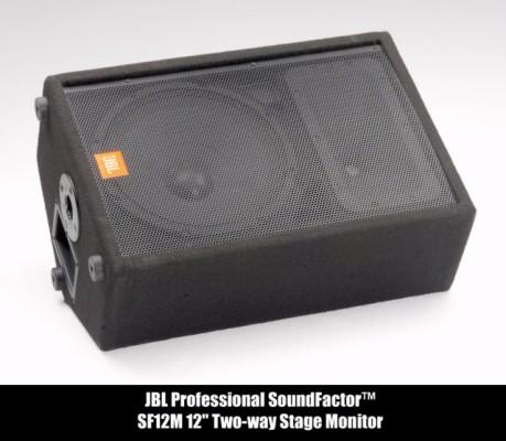 monitor JBL sf12m profesional