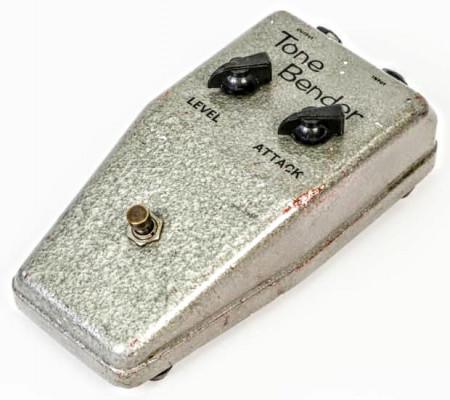 Tone bender fuzz MK2 style