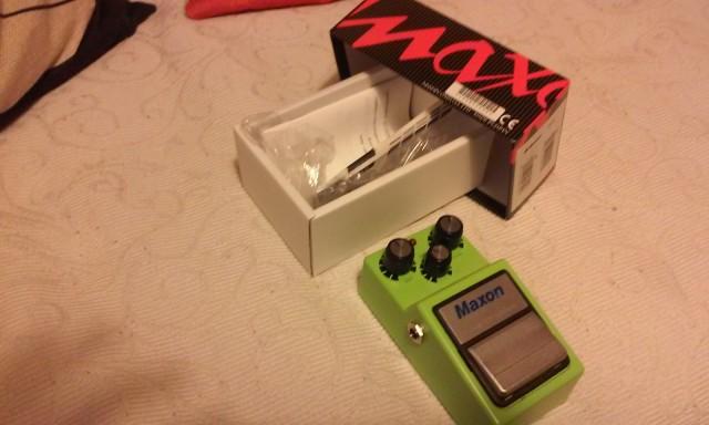 Maxon SD-9 Sonic Distorsion