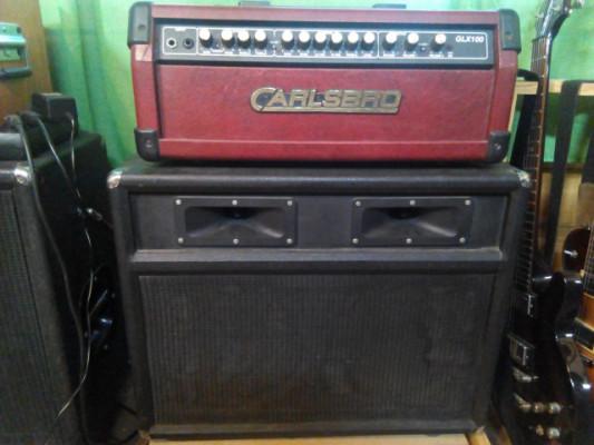 carlsbro GLX100 o cambio x guitarra o ........