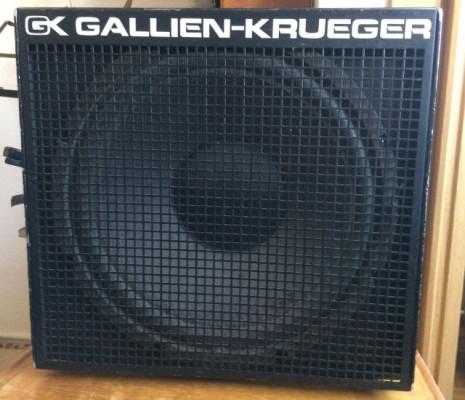Pantalla GALLIEN KRUEGER MBX112