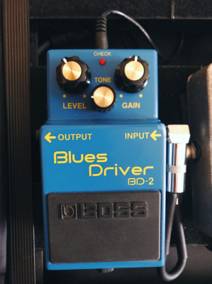 BOSS BLUES DRIVER  BD-2 OVERDRIVE