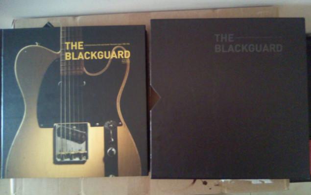 Libro The Blackguard de Nacho Baños