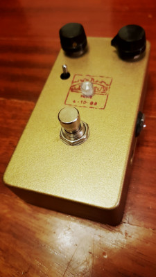 RESERVADO!!! Lovepedal High Power Tweed Twin