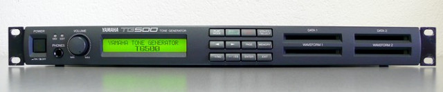 Yamaha TG-500 (SY-85 rack) ENVIO INCLUIDO