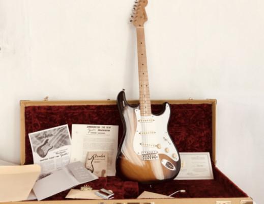 Fender Stratocaster Avri54 2014 CAMBIOS