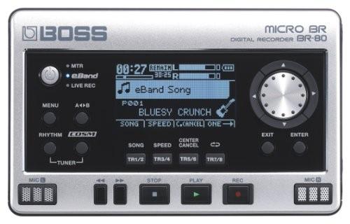 Vendo grabadora boss br80