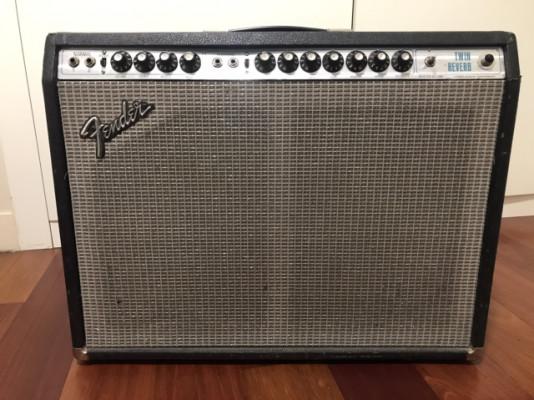 Fender Twin Reverb Blue Silverface 1976