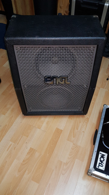 Bafle guitarra ENGL E212 angulado