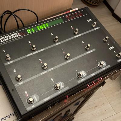 Controladora Midi Voodoo Lab Ground Control y GCX Audio Switcher