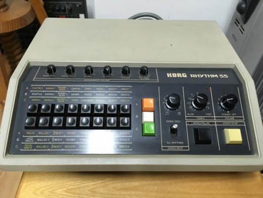 Caja de Ritmos Korg Rhythm 55