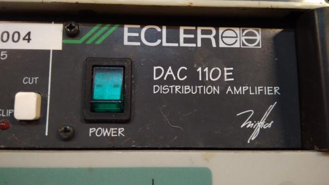 ecler dac 110 distribuidor