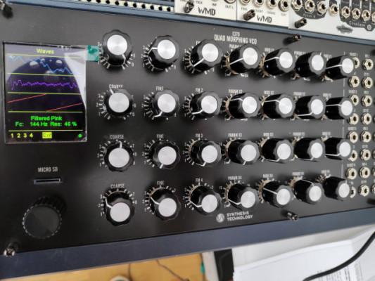 Modulo eurorack oscilador Synthesis Technology E370