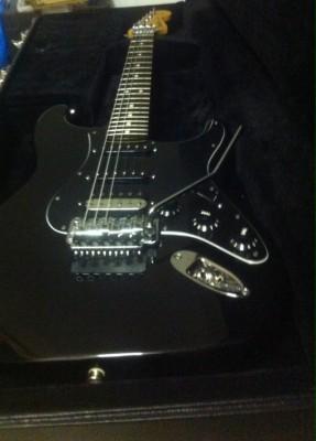 Fender Stratocaster HSS floyd rose