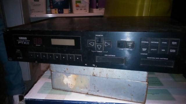 modulo de sonido para bateria yamaha ptx8