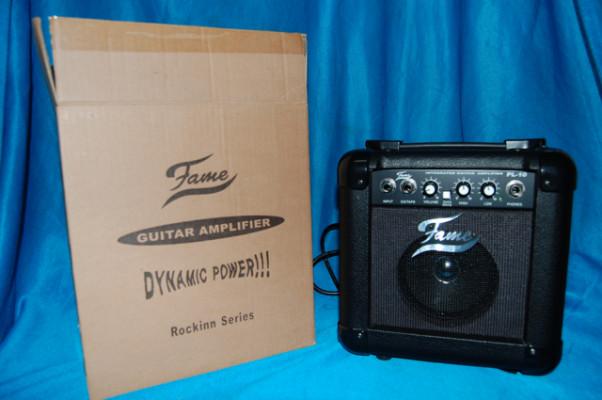 Amplificador guitarra Fame PL10