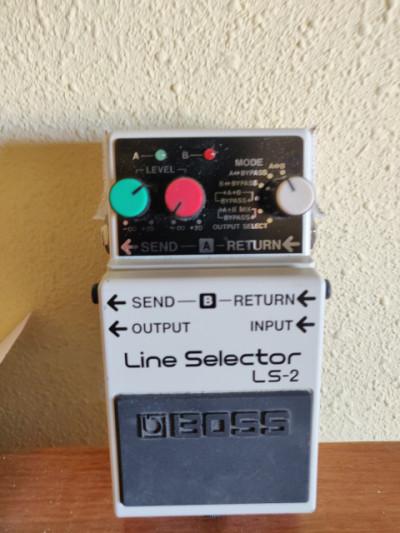 Vendo Boss Line Selector LS-2