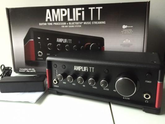 Line 6 AMPLIFI TT + Line 6 shortboard MKII Foot Controller