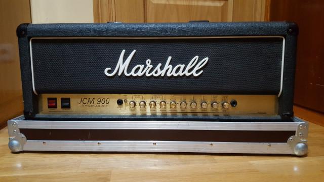 Marshall JCM 900 Hi Gain Dual Reverb